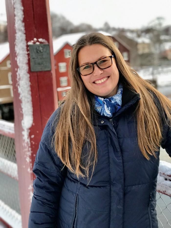 Anne Cathrine Hegge Larssen